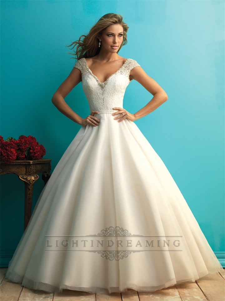 beaded-cap-sleeves-a-line-ball-gown-wedding-dress-with-scoop-back-1510091003-1