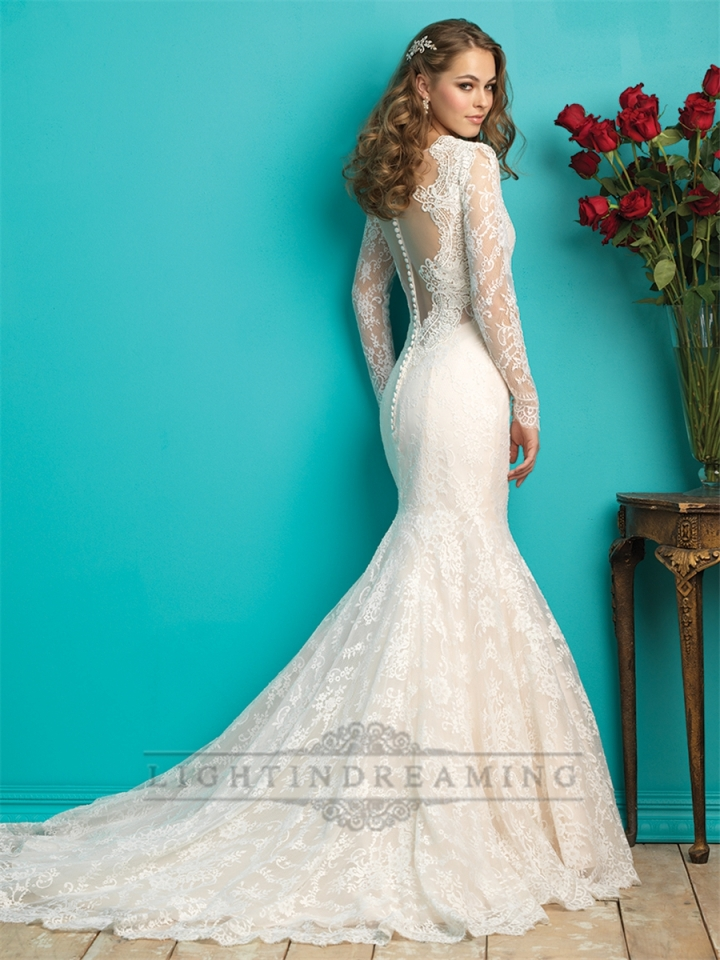 long-sleeves-plunging-v-neck-lace-wedding-dress-with-sheer-illusion-back-1510091002-2